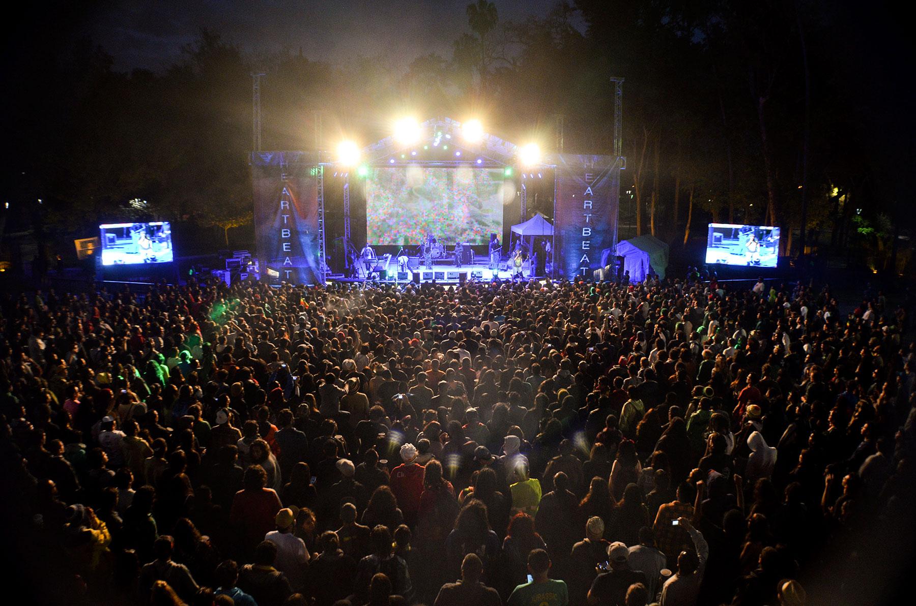 Concierto Heartbeat Festival