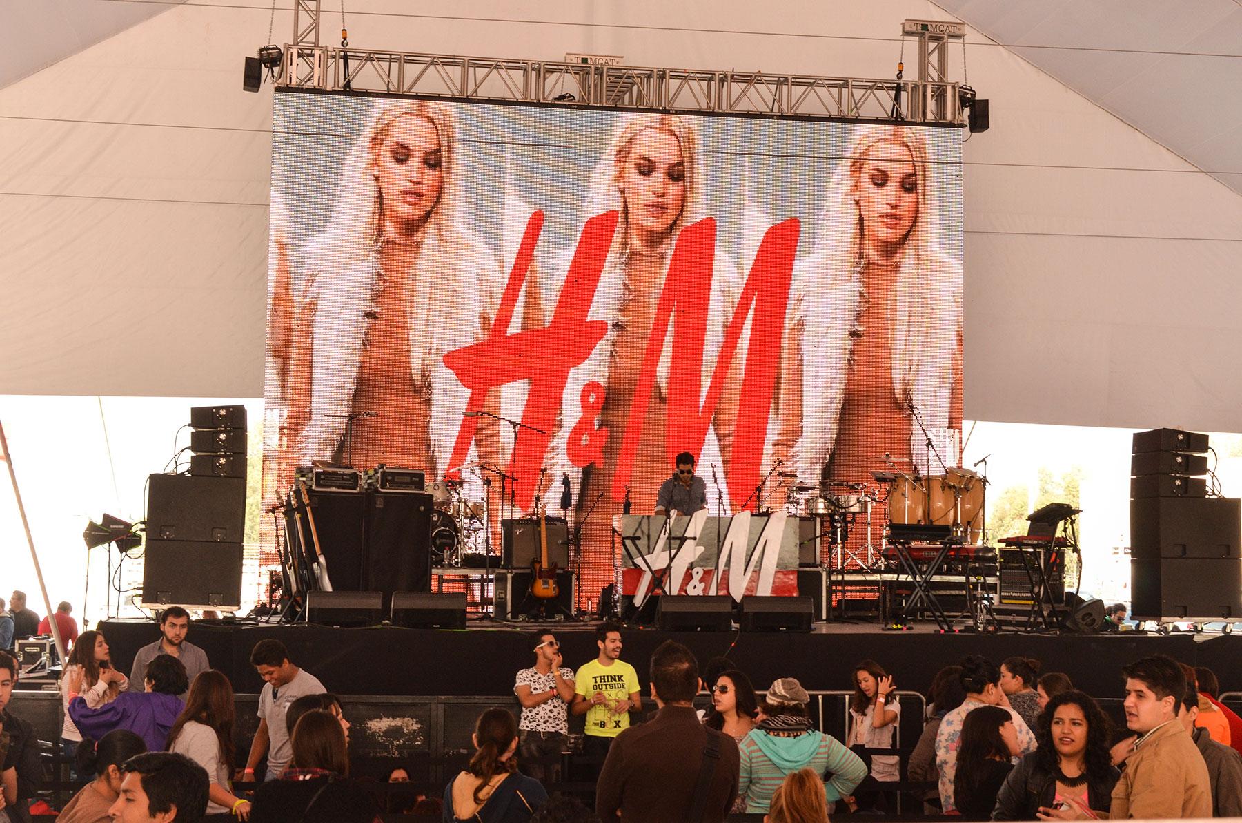 Escenario H&M