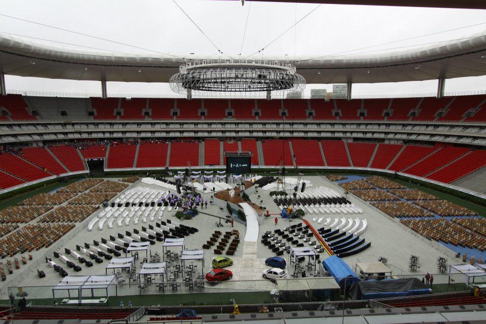 Stage Extravaganza 2012