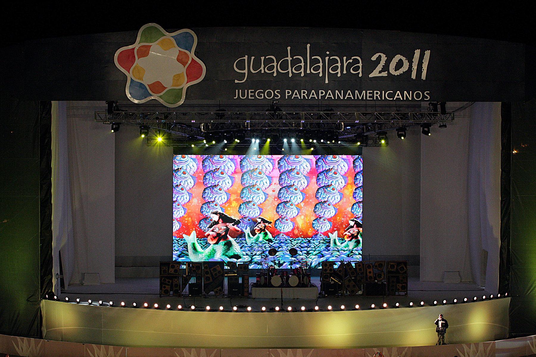 Parapanamericanos Clausura